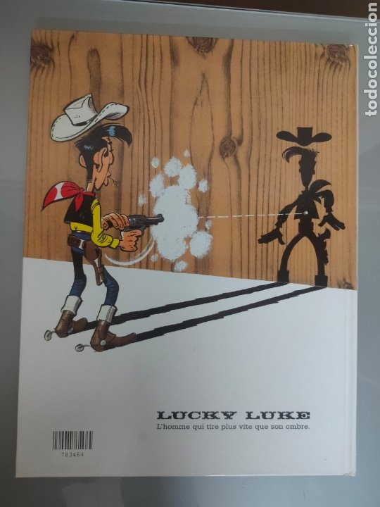 Cómics: LUCKY LUKE LALIBI DARGAUD 2002 FRANCÉS - Foto 2 - 238499675