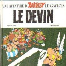 Comics : UNE AVENTURE D' ASTERIX LE GAVLOIS. LE DEVIN. UDERZO / GOSCINNY. A-COMIC-6063. Lote 238580325