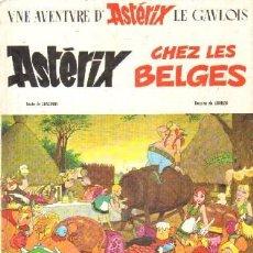 Comics : UNE AVENTURE D' ASTERIX LE GAVLOIS. ASTÈRIX CHEZ LES BELGUES. UDERZO / GOSCINNY. A-COMIC-6085. Lote 238584730