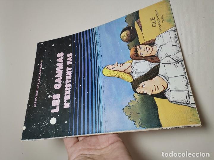 Cómics: FLES AVENTURES DES GAMMAS.-NEXISTENT PAS. CLE INTERNATIONAL.PARIS 1975 - Foto 2 - 238856750