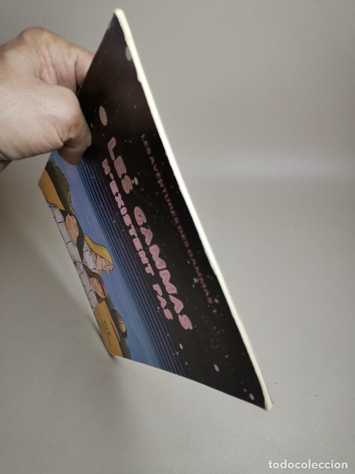 Cómics: FLES AVENTURES DES GAMMAS.-NEXISTENT PAS. CLE INTERNATIONAL.PARIS 1975 - Foto 5 - 238856750