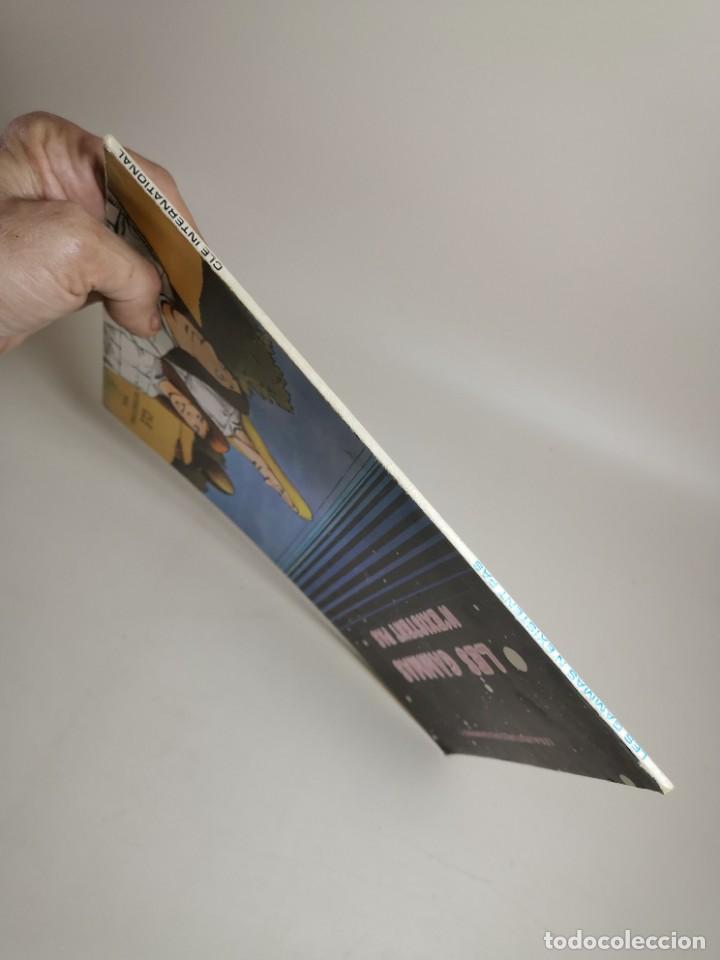 Cómics: FLES AVENTURES DES GAMMAS.-NEXISTENT PAS. CLE INTERNATIONAL.PARIS 1975 - Foto 8 - 238856750