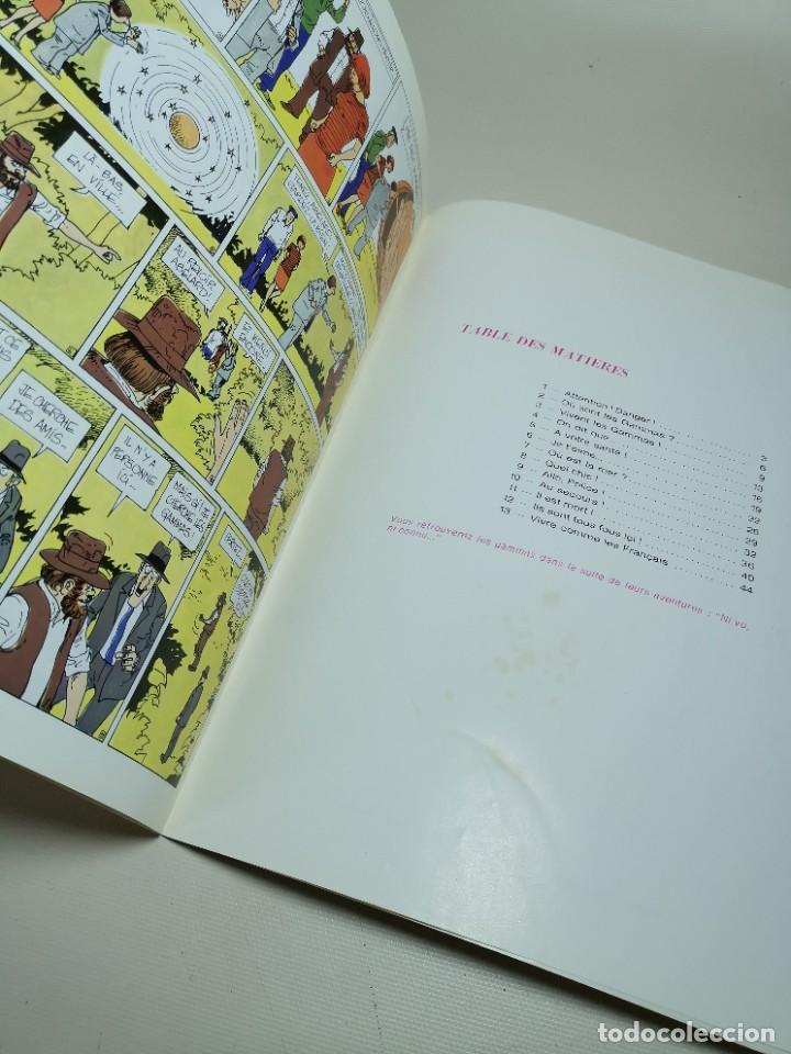 Cómics: FLES AVENTURES DES GAMMAS.-NEXISTENT PAS. CLE INTERNATIONAL.PARIS 1975 - Foto 13 - 238856750