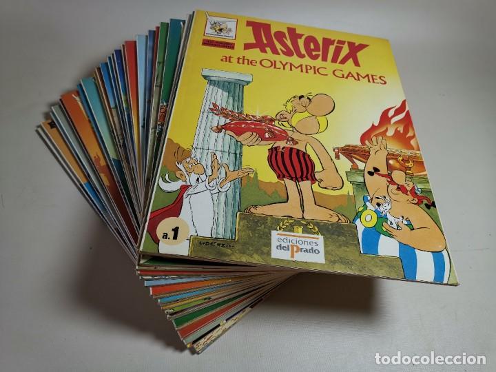 Cómics: ASTERIX AT DE OLYMPIC GAMES.24 NUMEROS. EDICION EN INGLES PARA EDICIONES EL PRADO--VER FOTOS - Foto 3 - 238857470
