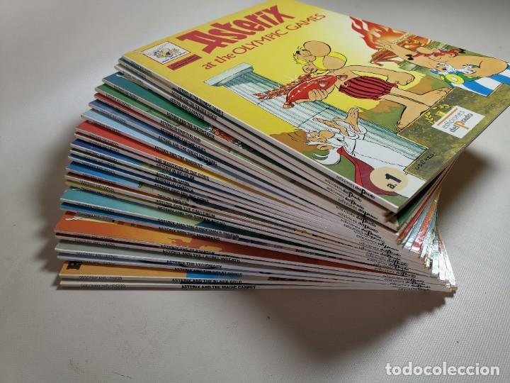 Cómics: ASTERIX AT DE OLYMPIC GAMES.24 NUMEROS. EDICION EN INGLES PARA EDICIONES EL PRADO--VER FOTOS - Foto 5 - 238857470