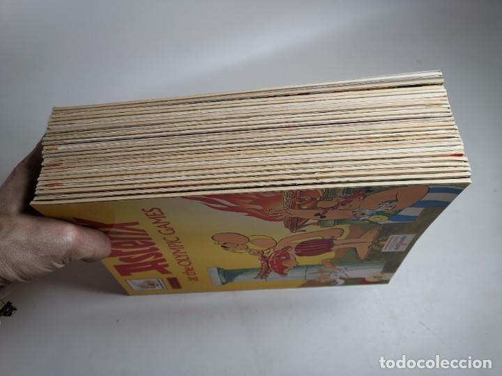 Cómics: ASTERIX AT DE OLYMPIC GAMES.24 NUMEROS. EDICION EN INGLES PARA EDICIONES EL PRADO--VER FOTOS - Foto 11 - 238857470