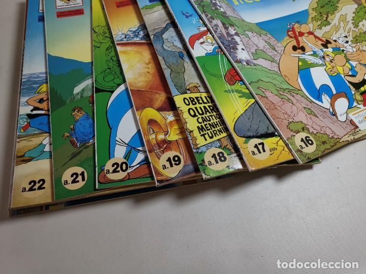 Cómics: ASTERIX AT DE OLYMPIC GAMES.24 NUMEROS. EDICION EN INGLES PARA EDICIONES EL PRADO--VER FOTOS - Foto 14 - 238857470