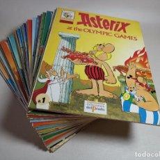 Cómics: ASTERIX AT DE OLYMPIC GAMES.24 NUMEROS. EDICION EN INGLES PARA EDICIONES EL PRADO--VER FOTOS. Lote 238857470