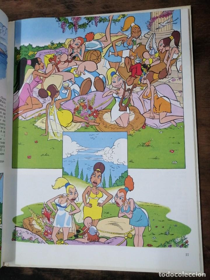 Cómics: Les 12 Travaux dAstérix, daprès le film - 1976 - Foto 3 - 238891505
