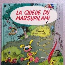 Cómics: LA QUEUE DU MARSUPILAMI. FRANQUIN. BATEM. GREG. 1987. EN FRANCÉS.. Lote 239782745