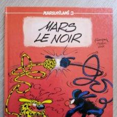 Cómics: MARS LE NOIR. FRANQUIN. BATEM. YANN. 1989. EN FRANCÉS.. Lote 239783700