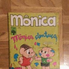 Cómics: ~ MÓNICA, N: 170 AÑOS 80(REGULAR-EN PORTUGUÉS ) ~. Lote 240369865