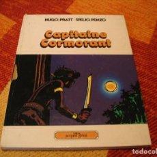 Cómics: HUGO PRATT STELIO FENZO CAPITAINE CORMORANT GLENAT TAPA DURA EN FRANCÉS. Lote 240848840