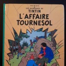Cómics: TINTIN L'AFFAIRE TOURNESOL 1966 **TAPA DURA. Lote 241937595