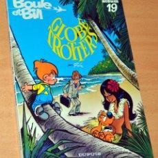 Cómics: CÓMIC TAPA DURA EN FRANCÉS: BOULE ET BILL - Nº 19 - DE ROBA - EDITORIAL DUPUIS - AÑO 1982. Lote 242100830