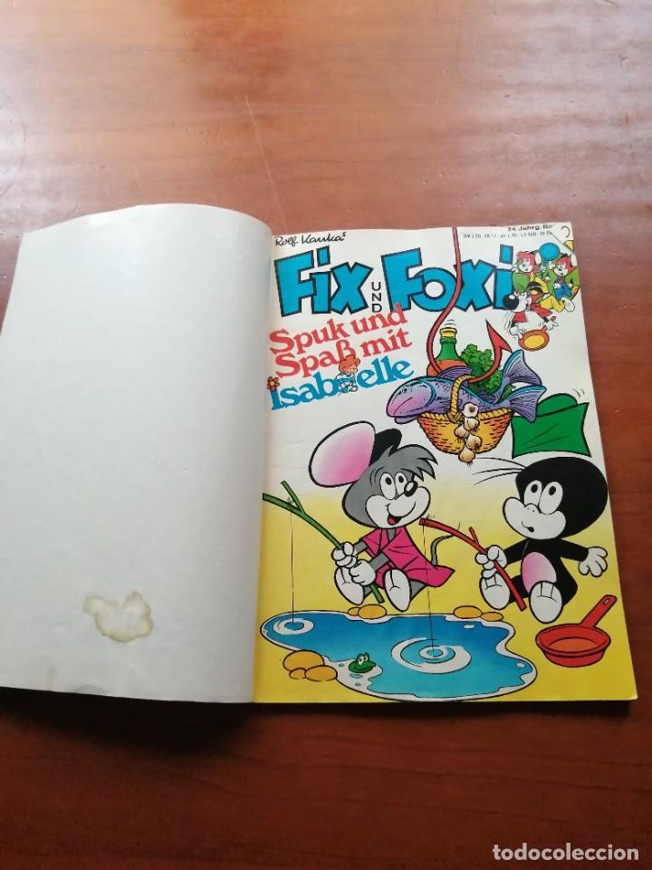 Cómics: FIX UND FOXI Nº 138 sammelband TEBEO IMPRESO EN ALEMANIA - Foto 2 - 244862815