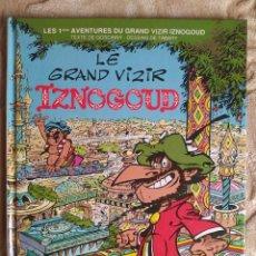 Cómics: LES 1ERES AVENTURES DU GRAND VIZIR IZNOGOUD - LE GRAND VIZIR IZNOGOUD - GOSCINNY - TABARY - DARGAUD. Lote 244980915
