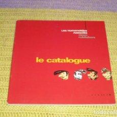 Cómics: LES HUMANOIDES ASSOCIÉS - LE CATALOGUE - 1992. Lote 246581330