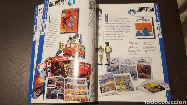 Cómics: Catálogo - CATALOGUE LE LOMBARD 1999 - LA BD DES 7 A 77 ANS - RUBINE MORANE VAILLANT HOCHET - Foto 5 - 247429995