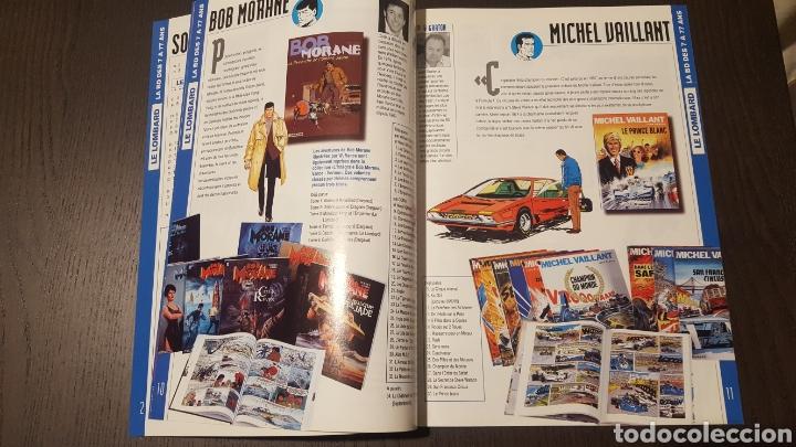 Cómics: Catálogo - CATALOGUE LE LOMBARD 1999 - LA BD DES 7 A 77 ANS - RUBINE MORANE VAILLANT HOCHET - Foto 7 - 247429995