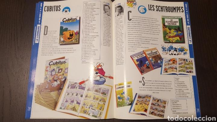 Cómics: Catálogo - CATALOGUE LE LOMBARD 1999 - LA BD DES 7 A 77 ANS - RUBINE MORANE VAILLANT HOCHET - Foto 8 - 247429995