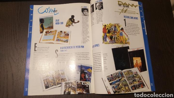 Cómics: Catálogo - CATALOGUE LE LOMBARD 1999 - LA BD DES 7 A 77 ANS - RUBINE MORANE VAILLANT HOCHET - Foto 9 - 247429995