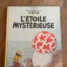 Cómics: CÓMIC TINTÍN L'ÉTOILE MYSTÉRIEUSE 1966/ B36. Lote 248426675