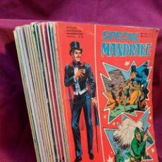 Cómics: SPECIAL MANDRAKE ( TEXTO EN FRANCES ) 16 COMICS. Lote 251199510