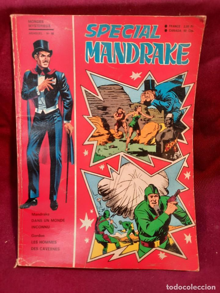 Cómics: SPECIAL MANDRAKE ( TEXTO EN FRANCES ) 16 COMICS - Foto 2 - 251199510