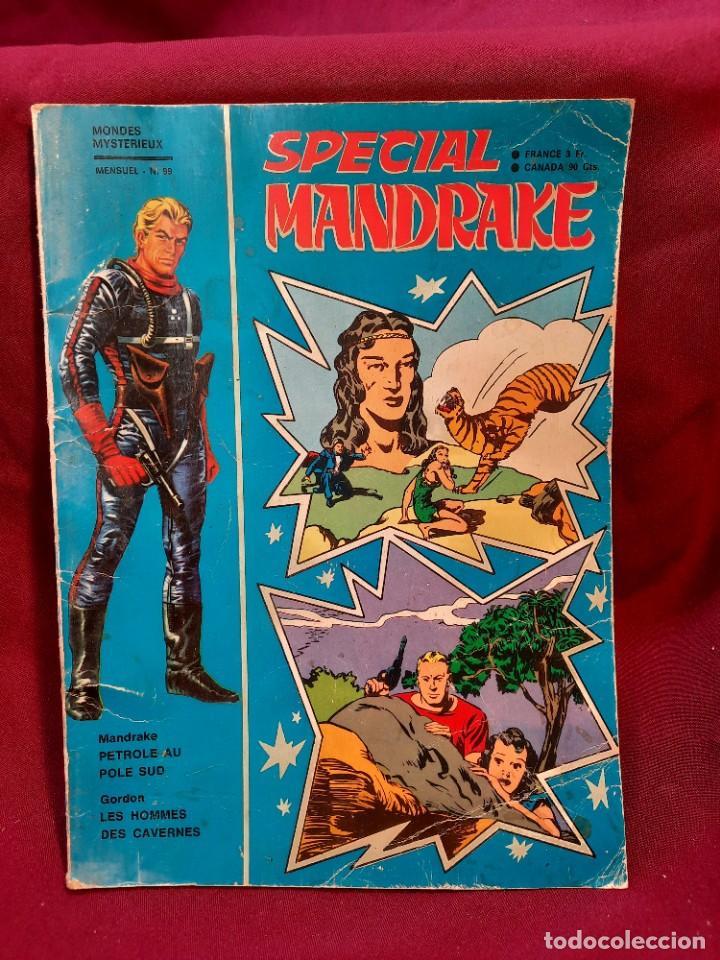 Cómics: SPECIAL MANDRAKE ( TEXTO EN FRANCES ) 16 COMICS - Foto 3 - 251199510