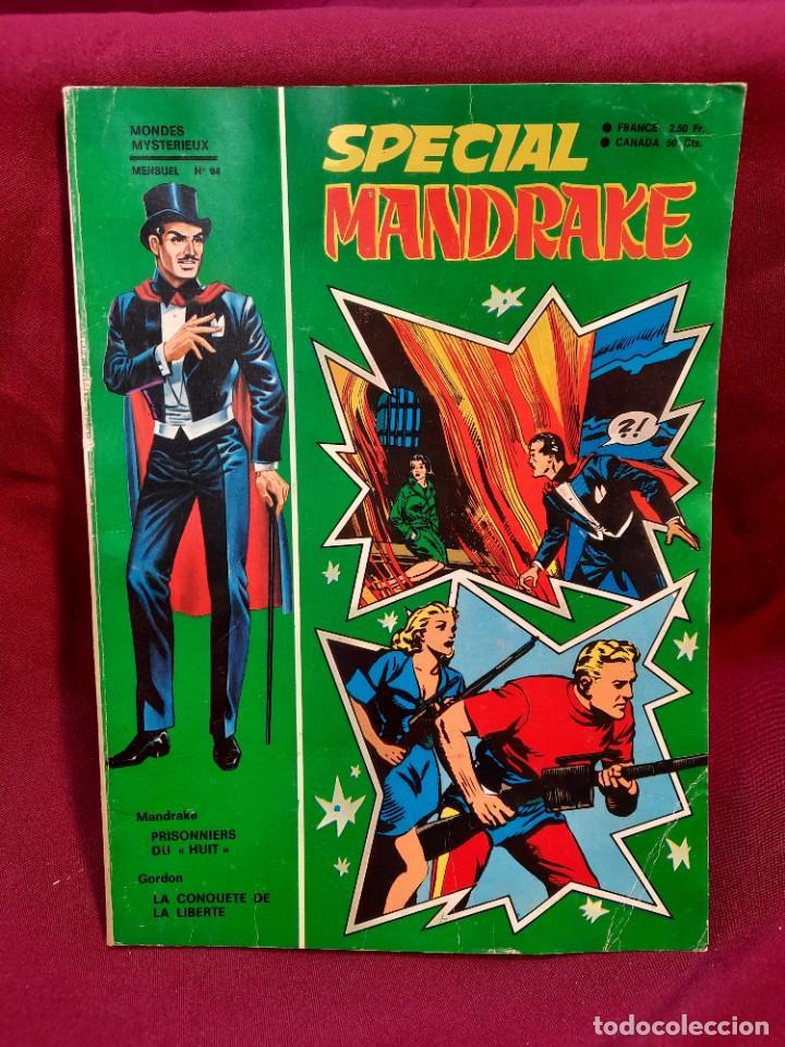 Cómics: SPECIAL MANDRAKE ( TEXTO EN FRANCES ) 16 COMICS - Foto 4 - 251199510