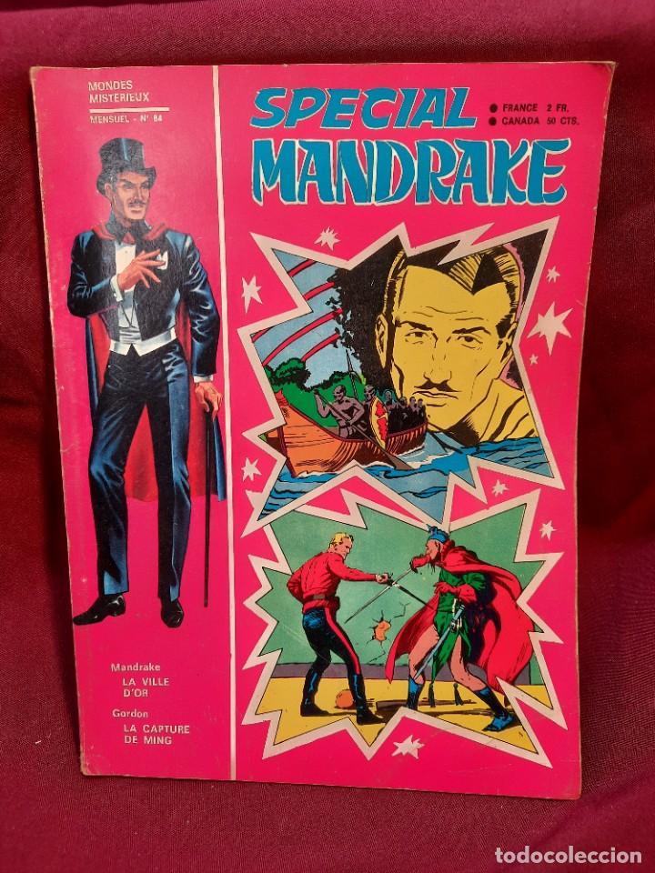 Cómics: SPECIAL MANDRAKE ( TEXTO EN FRANCES ) 16 COMICS - Foto 5 - 251199510