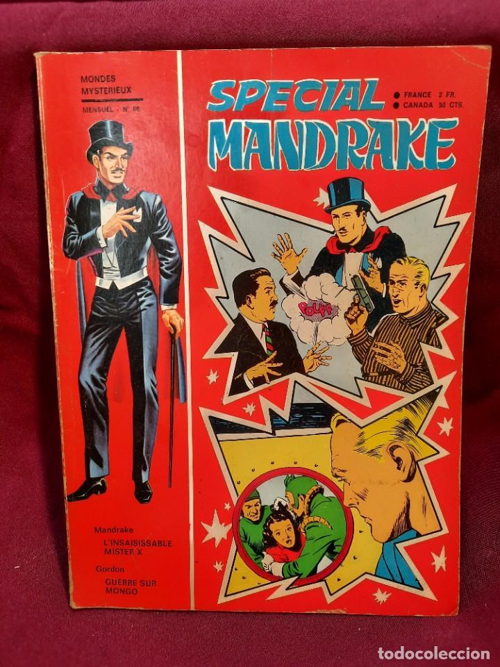 Cómics: SPECIAL MANDRAKE ( TEXTO EN FRANCES ) 16 COMICS - Foto 6 - 251199510