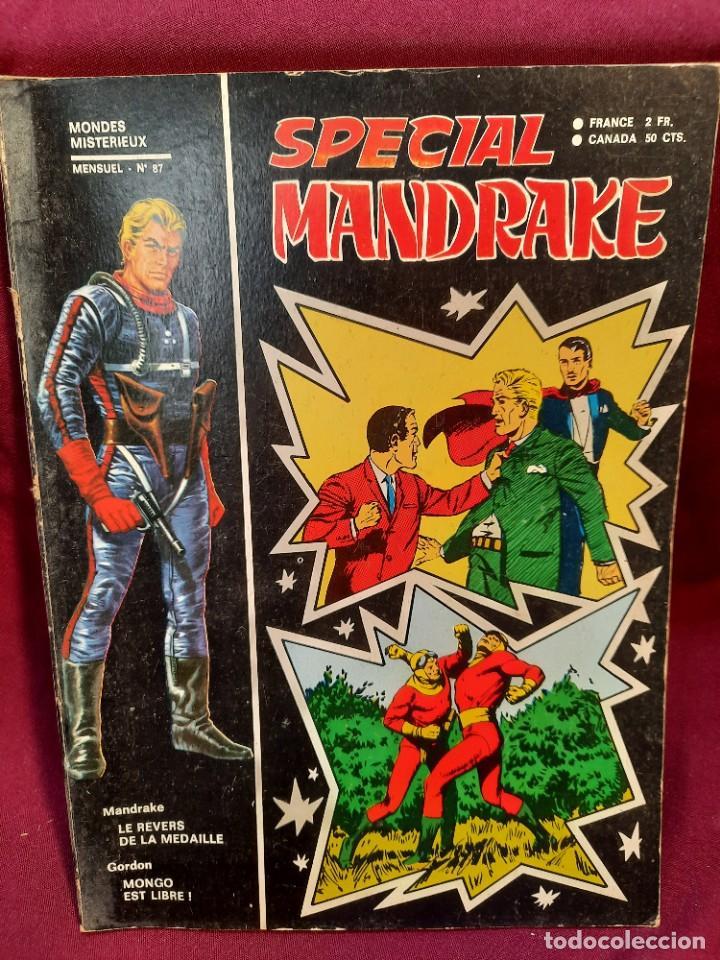 Cómics: SPECIAL MANDRAKE ( TEXTO EN FRANCES ) 16 COMICS - Foto 7 - 251199510
