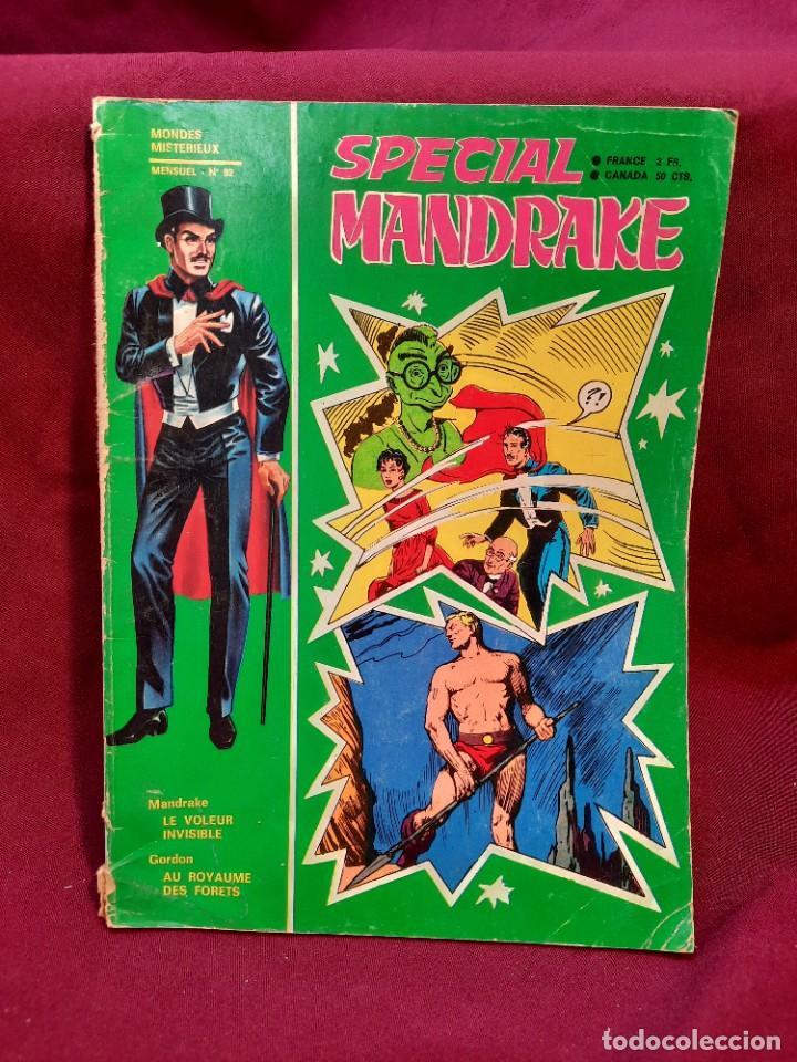 Cómics: SPECIAL MANDRAKE ( TEXTO EN FRANCES ) 16 COMICS - Foto 8 - 251199510