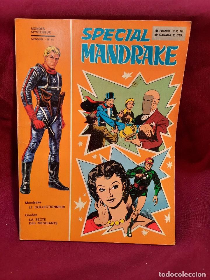 Cómics: SPECIAL MANDRAKE ( TEXTO EN FRANCES ) 16 COMICS - Foto 9 - 251199510