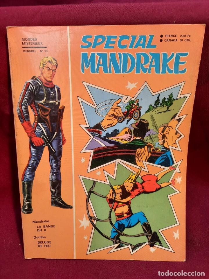 Cómics: SPECIAL MANDRAKE ( TEXTO EN FRANCES ) 16 COMICS - Foto 11 - 251199510
