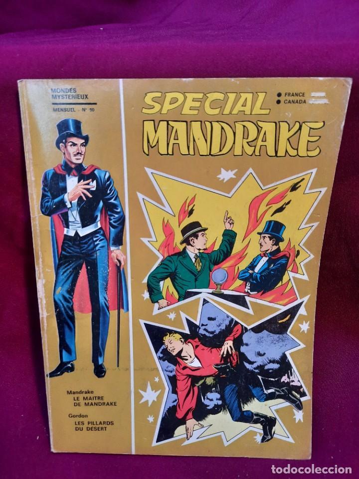 Cómics: SPECIAL MANDRAKE ( TEXTO EN FRANCES ) 16 COMICS - Foto 13 - 251199510