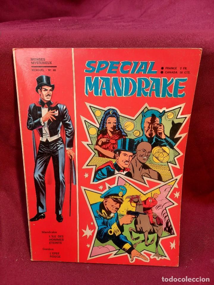 Cómics: SPECIAL MANDRAKE ( TEXTO EN FRANCES ) 16 COMICS - Foto 14 - 251199510