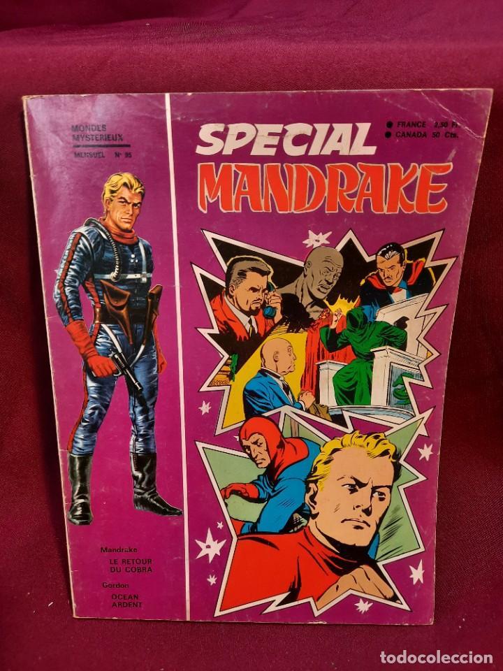 Cómics: SPECIAL MANDRAKE ( TEXTO EN FRANCES ) 16 COMICS - Foto 15 - 251199510