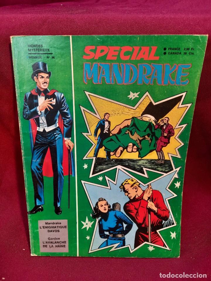 Cómics: SPECIAL MANDRAKE ( TEXTO EN FRANCES ) 16 COMICS - Foto 16 - 251199510
