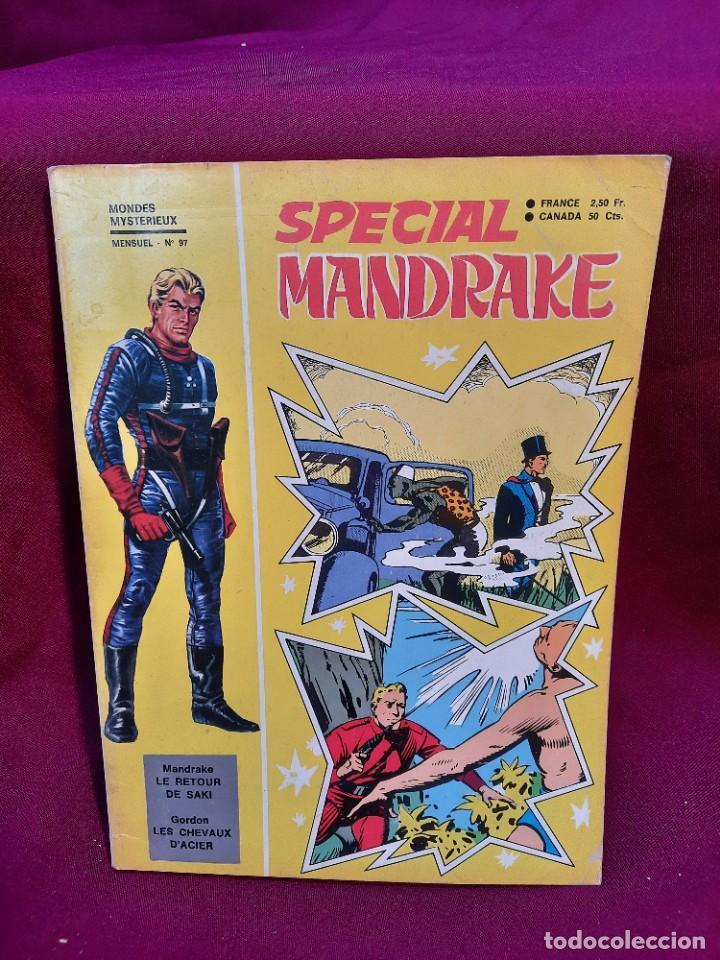 Cómics: SPECIAL MANDRAKE ( TEXTO EN FRANCES ) 16 COMICS - Foto 17 - 251199510