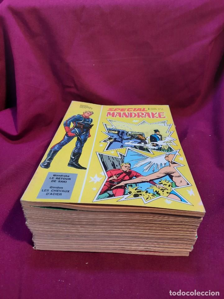 Cómics: SPECIAL MANDRAKE ( TEXTO EN FRANCES ) 16 COMICS - Foto 19 - 251199510