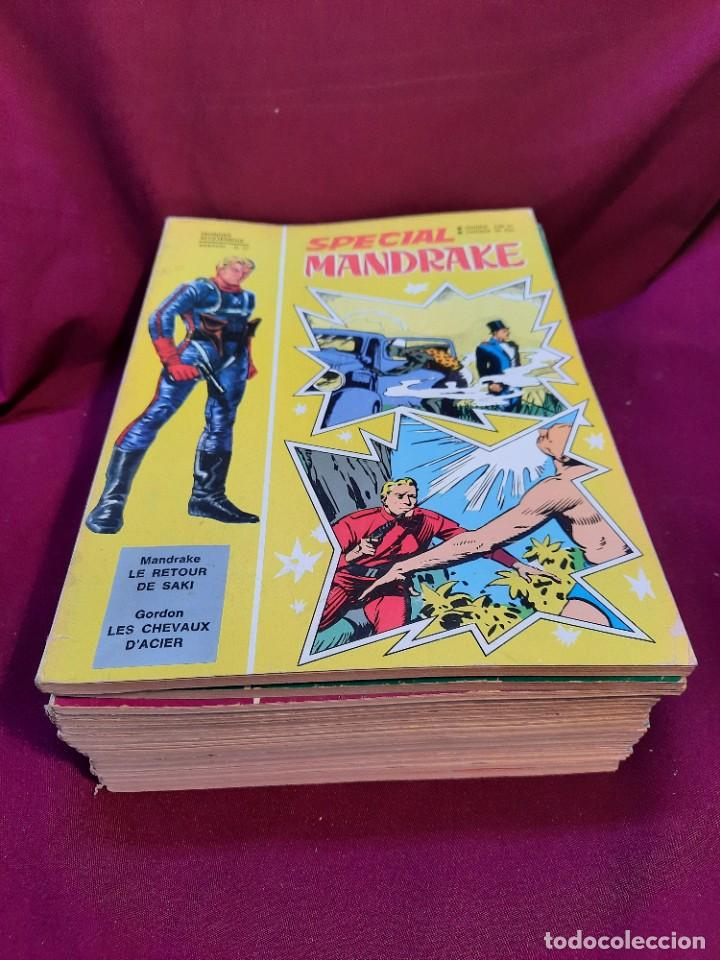 Cómics: SPECIAL MANDRAKE ( TEXTO EN FRANCES ) 16 COMICS - Foto 21 - 251199510