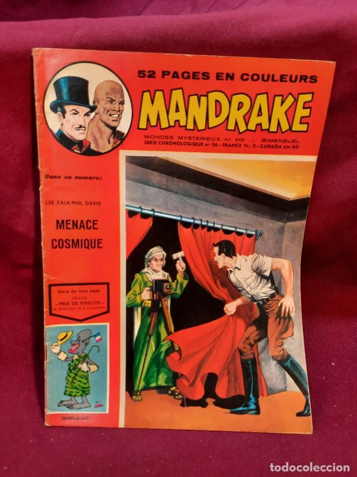 Cómics: SPECIAL MANDRAKE ( TEXTO EN FRANCES ) 17 COMICS - Foto 3 - 251201485