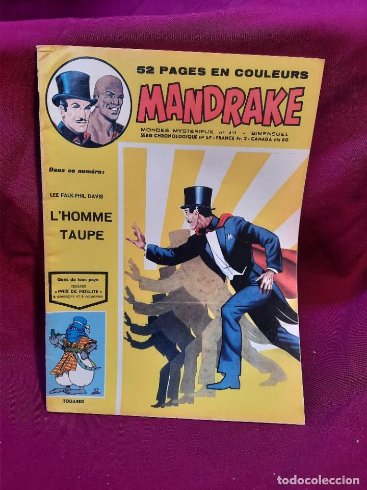 Cómics: SPECIAL MANDRAKE ( TEXTO EN FRANCES ) 17 COMICS - Foto 4 - 251201485