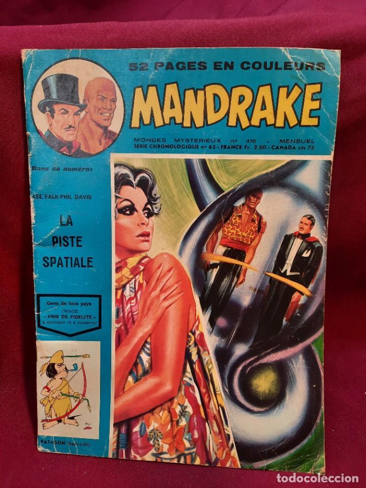 Cómics: SPECIAL MANDRAKE ( TEXTO EN FRANCES ) 17 COMICS - Foto 6 - 251201485