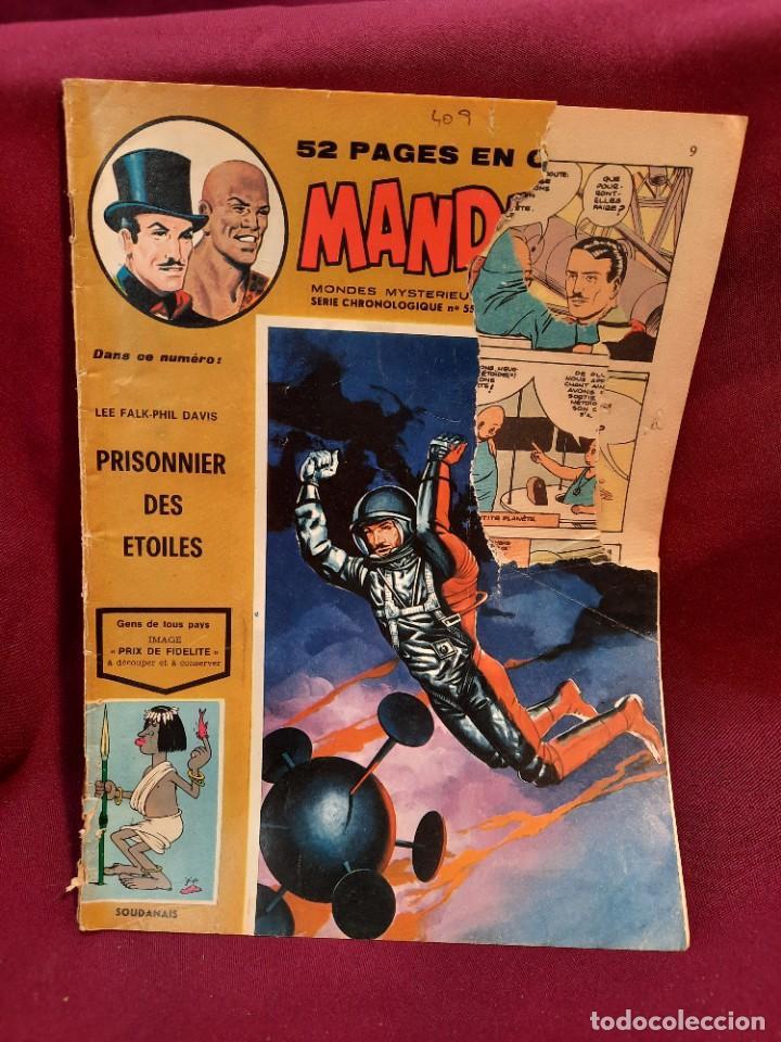 Cómics: SPECIAL MANDRAKE ( TEXTO EN FRANCES ) 17 COMICS - Foto 7 - 251201485