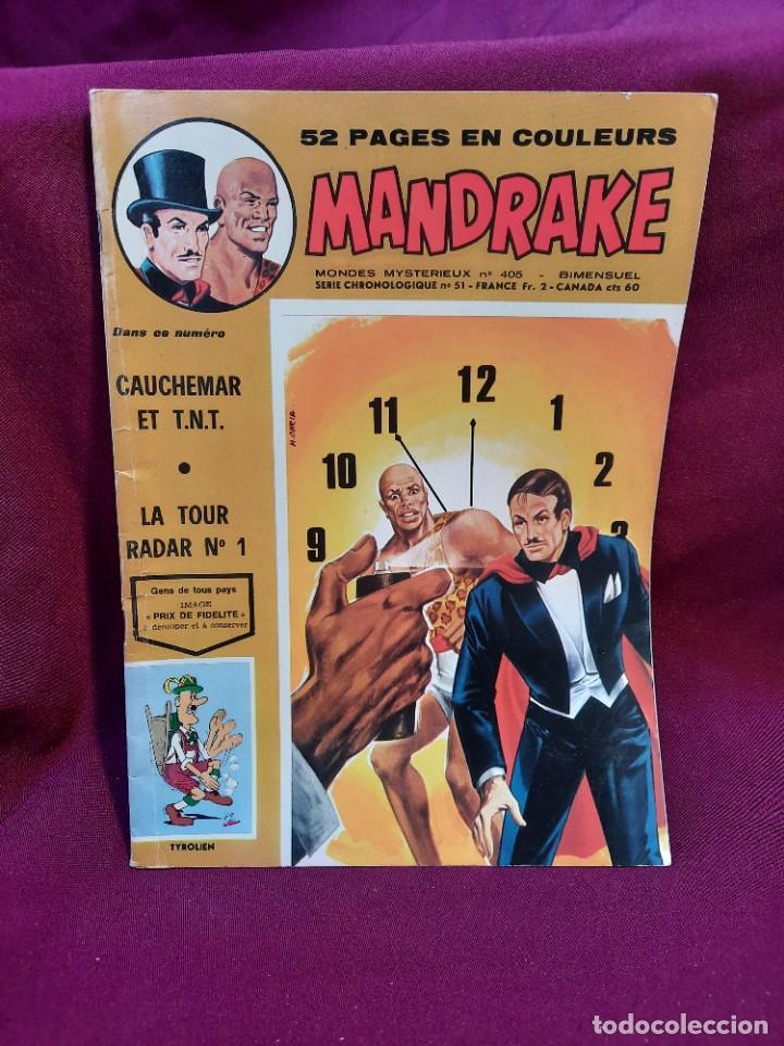 Cómics: SPECIAL MANDRAKE ( TEXTO EN FRANCES ) 17 COMICS - Foto 9 - 251201485