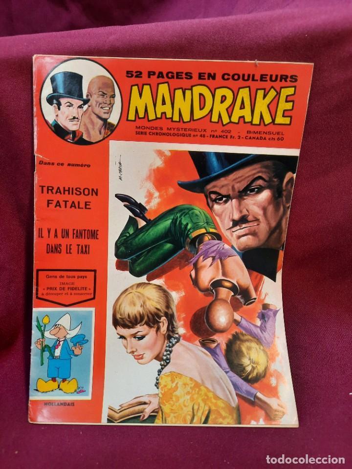 Cómics: SPECIAL MANDRAKE ( TEXTO EN FRANCES ) 17 COMICS - Foto 12 - 251201485